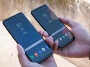 Top smartphone màn hình tràn viền đáng mua chơi Tết 2018