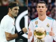 Tin thể thao HOT 19/1: Federer, Nadal tranh  Oscar thể thao  với Ronaldo