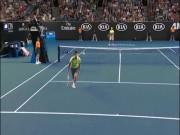 """Kiệt tác Australian Open: Federer cũng nể, Thiem ra vợt như  """" ảo thuật """""""