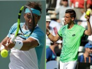 """TRỰC TIẾP tennis Nadal - Dzumhur:  """" Bò tót """"  vượt chướng ngại vật (V3 Australian Open)"""