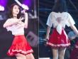 """Vòng eo quá nhỏ luôn phải """"buộc quần túm áo"""" của mỹ nhân Hàn"""