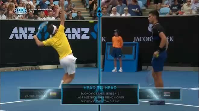 Chi tiết Djokovic - Hyeon Chung: Đòn cân não quyết định (KT)