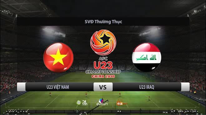 Tin HOT U23 châu Á 23/1: U23 Việt Nam và điểm tựa lịch sử