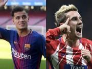 Barca  cấm cửa  Coutinho mặc áo số 7: Dành sẵn vì Griezmann