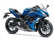 """Kawasaki Ninja 650 ABS được bổ sung  """" màu áo """"  mới"""