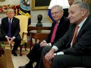 Chính phủ Mỹ đóng cửa đúng dịp 1 năm ông Trump nhậm chức