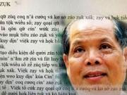 """Cục Bản quyền tác giả lên tiếng về cải tiến  """" tiếw Việt """"  của PGS Bùi Hiền"""