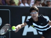 "Australian Open 20/1: Cú sốc  "" Nishikori Hàn Quốc "" , Del Potro dừng bước"