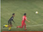 """U23 Hàn Quốc - U23 Malaysia: Đòn phủ đầu  """" siêu tốc """"  (Hiệp 1)"""