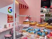 Chất như Google: Mở chuỗi cửa hàng bánh ngọt miễn phí để quảng bá sản phẩm mới