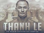 Tin thể thao HOT 20/1: Võ sĩ gốc Việt vô địch MMA thế giới