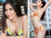 Suối nguồn nhan sắc của 5 cô gái Việt có vòng 3 lớn cả mét