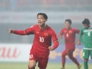 U23 Việt Nam - U23 Iraq: Công Phượng ghi bàn, penalty oan ức (Hiệp 1)