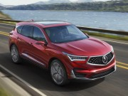Acura RDX 2019 trở lại với thiết kế mới