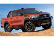 Toyota Hilux 2018 đa dạng hơn với 3 biến thể