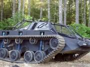 Thú vui mới của giới siêu giàu: Mua xe tăng
