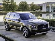 Kia Telluride: SUV siêu sang đẳng cấp