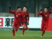 """Hà Đức Chinh tỏa sáng U23 Việt Nam:  """" Chân gỗ """"  nhưng  """" đầu vàng """""""
