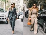 Chỉ cao 1m55, cô nàng nước Nga vẫn nổi đình đám vì mặc đẹp