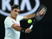 Federer - Gasquet: Khởi đầu thần sầu, càng đấu càng nguy (vòng 3 Australian Open)