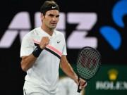 Chi tiết Federer - Gasquet: Trái tay đẳng cấp hạ màn (KT)