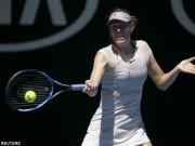 Sharapova - Kerber: Nhập cuộc chủ quan, trả giá cực đắt (Vòng 3 Australian Open)