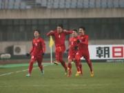 U23 VN bàn thắng vàng: Văn Đức, Đức Chinh tuyệt phẩm xé lưới Iraq