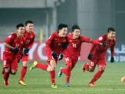 Bóng đá - U23 Việt Nam kỳ tích bán kết châu Á: Bùng nổ như MU, trao luôn Cúp vô địch