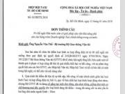 Hiệp hội taxi TP.HCM gửi đơn  thỉnh cầu  Bộ trưởng GTVT trong vụ Grab, Uber