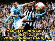 Man City – Newcastle: Hơi thở MU phả gáy