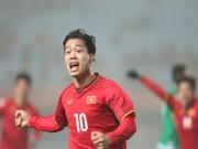 Tuyệt tác U23 Việt Nam: Văn Đức móc bóng đẳng cấp, Công Phượng tỏa sáng