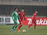 """Tranh cãi: U23 Việt Nam dính 11m trong tình huống """"mập mờ"""""""