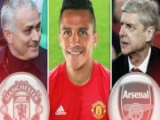 """MU mua  """" bom tấn """"  Sanchez: Ngây thơ mắc mưu Arsenal?"""