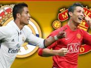 Siêu bom tấn  Ronaldo sắp thành  bom xịt : Real, MU ra đòn chí tử