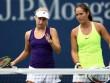 """"""" Đỏ mặt """"  Australian Open: Hai mỹ nhân rỗi việc vật nhau lộ cả vòng 3"""
