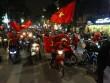 U23 Việt Nam tạo nên  cơn địa chấn , người hâm mộ đổ ra đường ăn mừng không ngớt