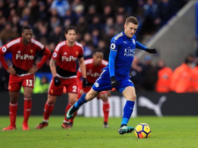 "Leicester City - Watford: ""Song sát"" bay bổng"