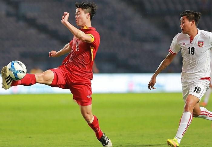 Bất ngờ trước giỏi ca ca ngữ cạc cầu thó U23 Việt Nam - 2