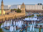 Không ngờ quê hương các cầu thủ U23 Iraq lại có những địa danh đẹp mê hồn thế này