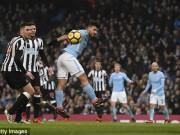 TRỰC TIẾP Man City - Newcastle: Aguero lập cú đúp