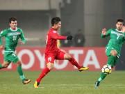 """U23 Việt Nam: Hạ toàn  """" hàng khủng """" , sáng cửa săn cúp vàng châu Á"""