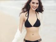 """Nhan sắc đối thủ của """"Hoa hậu Việt lộ ảnh nóng"""" HOT nhất tuần"""