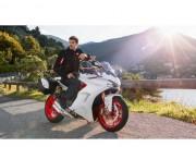 Ducati SuperSport S xuất hiện trong màu trắng tinh khôi Star White Silk