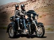 2018 Harley-Davidson Tri Glide Ultra: Xích thố vương 3 bánh