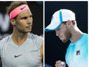Nadal - Schwartzman: 231 phút trầy trật kịch chiến (V4 Australian Open)
