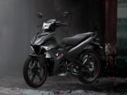 Mẹo phát hiện Yamaha Exciter bị  phù phép  màu sơn đen nhám