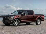 10 mẫu ô tô bán chạy nhất thị trường Mỹ năm 2017