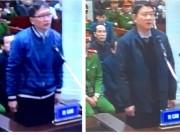 Ngày 22.1, tuyên án ông Đinh La Thăng và đồng phạm
