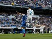 Video, kết quả bóng đá Real Madrid - Deportivo: Ngược dòng mạnh mẽ, kiệt tác ngất ngây (Hiệp 1)
