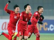 """Tin nóng U23 châu Á 21/1: U23 Việt Nam được thưởng  """" nóng """"  3,7 tỷ đồng"""